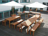 TravelTrex Terrasse